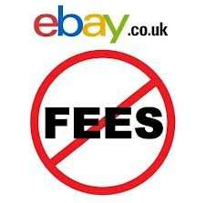 ebay - Relisting Automatically - 120 Day Fixed Price Listing for FREE - 40 Day Auction Listing for FREE - 28 Day Auction Listing for FREE - No Additional Insertion Fees