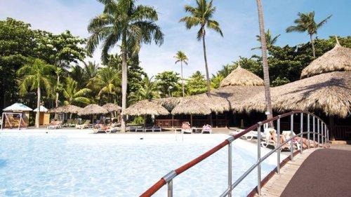 15 Nights ALL INCLUSIVE Dominican Republic, Bahia Maimon, Clubhotel Riu Merengue 4* 19th April from Gatwick Tescocompare.com £575p
