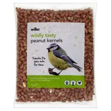 Wild bird food half price at Wilkinsons (Wilko) from £0.42 - online and instore