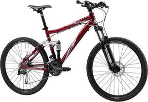 Spring has sprung - Mongoose XC Full Suspension MTB 45% off - £549 @ Pauls Cycles