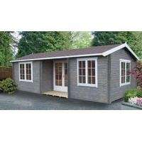 House for sale (LOG CABIN) B&Q £10,000