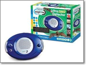 Discovery Channel Ultrasonic Detector - Argos