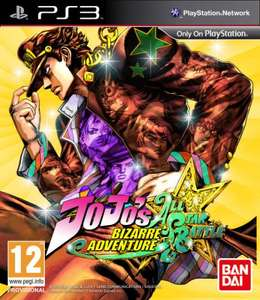 Jo Jo's Bizarre Adventure: All Star Battle (PS3) @ Argos - £33.99