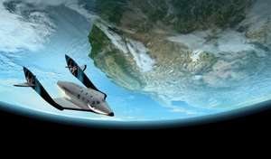 RETURN FLIGHTS TO SPACE With Virgin Galactic Once in a lifetime opportunity ;) Always a 1 way ticket for someone £149000 @ virgingalactic