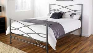 £199 Rio complete bed package @ Bensons for Beds