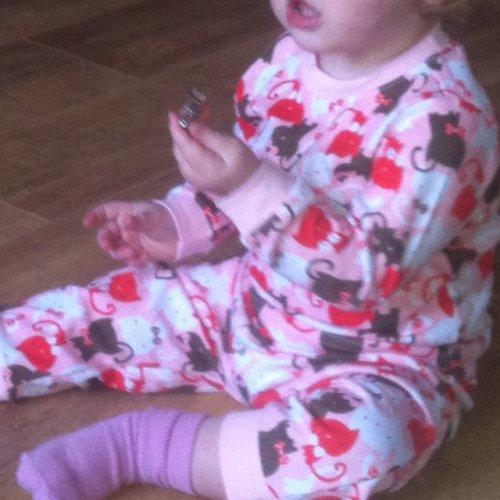 Nutmeg baby 2 pack of pj's newborn-18-24 £3.75 @ Morrisons
