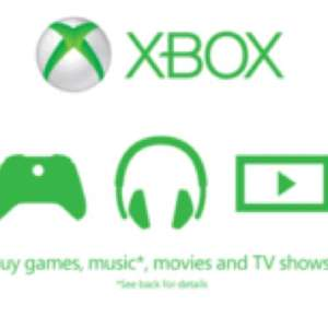 Xbox Live Credit £50 for £39.89 @ CDKeys