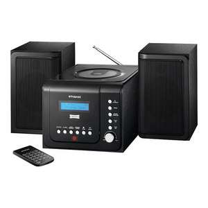 Asda Direct Polaroid Micro System with DAB, FM and CD £20 reduced from 54
