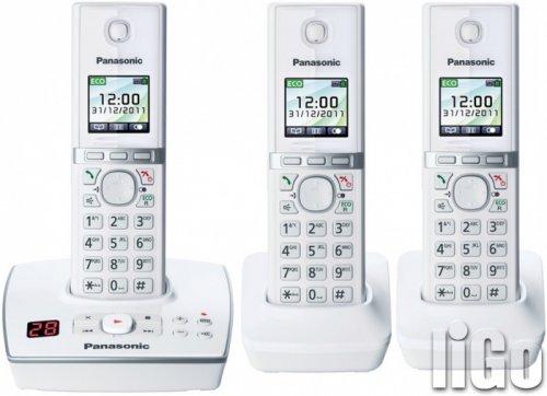 Panasonic KX-TG 8063 EW Cordless Phone £54.99 @ cordless-phones.uk