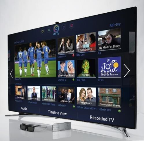 "Samsung UE55F8000 LED TV 55"" Smart 3D Full HD - £1494 at Total Digital but price match at John Lewis"