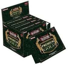 Yu-Gi-Oh! Premium Gold Pack x5 Display Box £46.75 @ Chaos Cards