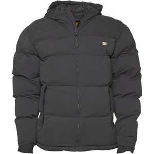 Men's Cat puffa jacket black or navy £21.99 plus £3.99 delivery  @ MandM Direct