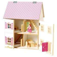 Carousel wooden dolls house was £20 now £7.50 instore and online @ Tesco