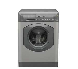HOTPOINT Washing Machine £279.99 @ Currys - Graphite HV8B593G. Was £349.99