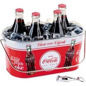 Coca-Cola® Ice Bucket and Bottle Opener Gift Set £5.99 @ Argos