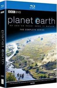 Planet Earth (5 Disc Blu-ray Boxset) £7 delivered @ Tesco Direct