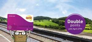 1000 free Nectar points when you link your Nectar card to the five FirstGroup train ticket websites (links in description)
