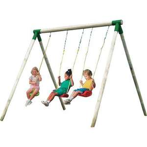 Little Tikes Oslo Wooden Swing Set £99.99 In Store ONLY Toys R Us
