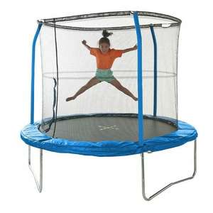 JumpKing 8ft Combo Trampoline with Enclosure - £79 @ Asda