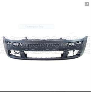 Vw golf mk5 front bumper @eurocarparts for  £35.94