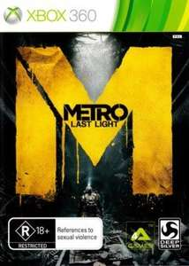 Metro Last Light (Xbox 360) @ The Game Collection - £5.95