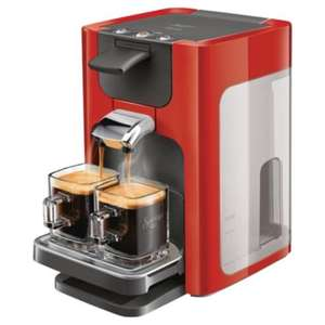 Philips Senseo HD7863/80 Coffee machine in Red.  £29 @ Tesco
