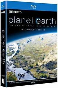 Planet Earth: Complete BBC Series [Blu-ray] @ Amazon (£10 Delivery/Free Prime) - £7