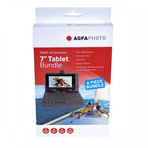 """Agfaphoto 7"""" Tablet Bundle £7.99 instore @ B&M"""