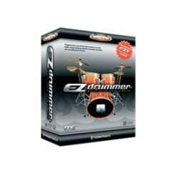 EZDrummer with free EZDrummer2 upgrade £74.99 @ Studiocare