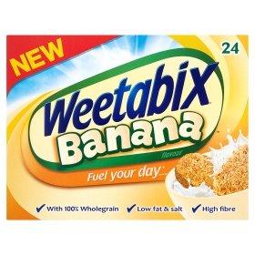 Weetabix Banana Flavour 24 pack £1.00 @ Asda
