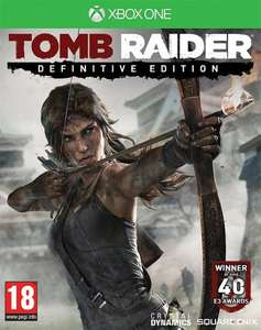 Tomb Raider Definitive Edition (Xbox One / PS4) for £27.95 @TheGameCollection