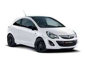 VAUXHALL CORSA DIESEL HATCHBACK 1.3 CDTi ecoFLEX Limited Edition 3dr £82.80 lease a month plus £1200 fee at Keyfleet