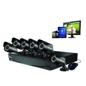 Swann Swann Advanced 1TB 12 Channel CCTV Kit with 6 Bullet Cameras £299.99 @ Maplin