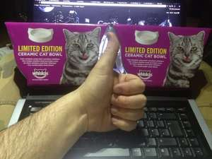 Whiska's Cat Food GLITCH (Tesco)