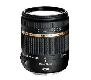 Tamron 18-270mm PZD lens for Nikon @ Currys or PC World £249.97