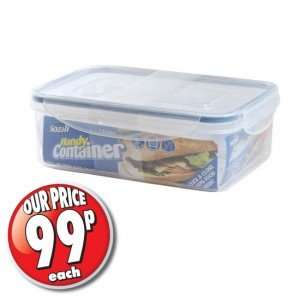 AIRTIGHT FOOD CONTAINERS at 99p Store