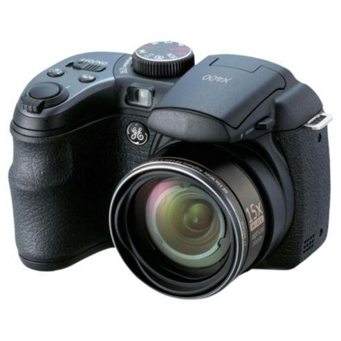 GE X400 14.1m Bridge Camera £20 @ Tesco instore