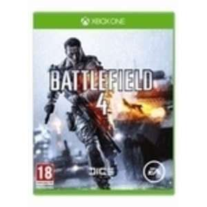 Battlefield 4 Xbox One (Pre-owned) - £24.99 @ GamesCentre