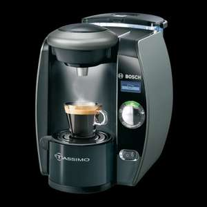 Tassimo T65 Fidela Machine + biro's = £43 Inc. Delivery @ Tesco Direct