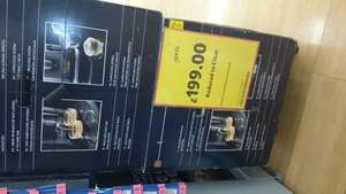 De'Longhi Magnifica ESAM4200 15-Bar Bean to Cup Espresso/Cappuccino Maker - Silver £199 was £424.50 @ Tesco instore