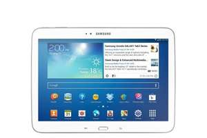 "Samsung Galaxy Tab 3 White 10.1"" now £179 at Asda Direct"