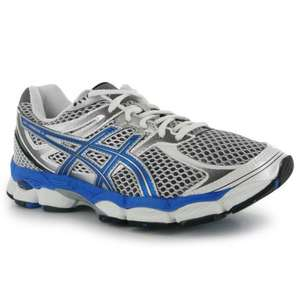 Asics Gel Cumulus 14 Mens Running Trainers SIZE 7 £59.99 @ SportsDirect