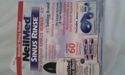 Neilmed sinus starter kit 60 sachet £11.49 @ Boots