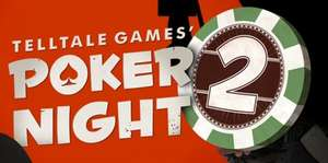 (Steam) Poker Night 2 - 80p - Greenman Gaming