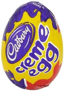 24 CADBURY CREME EGGS DELIVERED AT AMAZON FOR £4 (Add-on item for orders over £10)