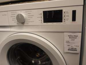 Gorenje 7kg 1400 Spin Washing Machine with 5 Years Guarantee £349 @ Square Deal Dunstable