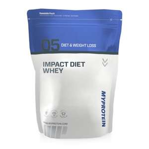 MyProtein Impact Diet Whey 9Kg for £62.46 (All flavors when posted) @ Mankind
