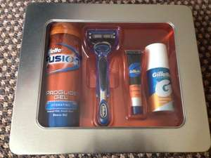 gillette fusion pro glide gift set £6.99 @ Home Bargains