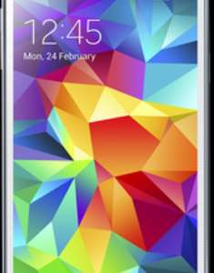 Samsung Galaxy S5 02 £841 via U Switch