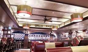 £30 Frankie & Benny's food voucher for just £15 @ Rock-FM Offers